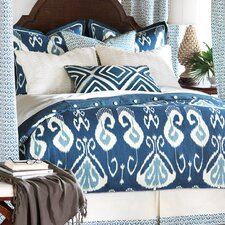 Ceylon Polyester Hand-Tacked Comforter