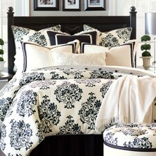 Evelyn Polyester Button-Tufted Comforter