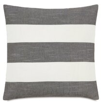 Epic Stone Duvall Slate stripes Down Throw Pillow