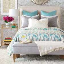 Eloise Hand-Tacked Comforter Set
