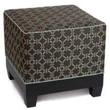 Vera Cube Ottoman