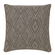 Naya Diamond Fabric Throw Pillow