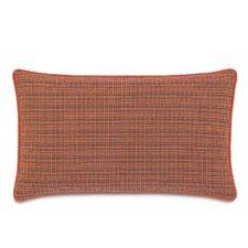 Vita Fleck Fabric Throw Pillow