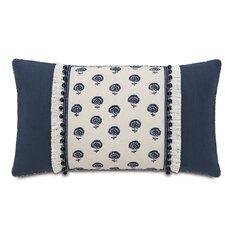 Magnolia Fabric Bolster Pillow