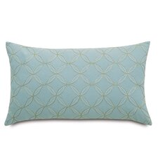 Magnolia Fabric Throw Pillow