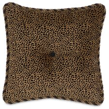 Langdon Togo Coin Tufted Throw Pillow