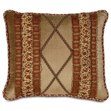 Toulon Lucerne with Ruched Throw Pillow