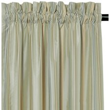 Winslet Rod Pocket Camberly Sea Single Curtain Panel