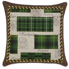 MacCallum Bordered Throw Pillow