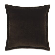 Jackson Solid Velvet Accent Pillow