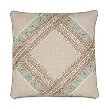 Avila Vivo Bisque Diamond Throw Pillow