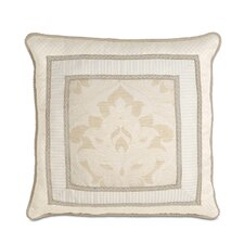 Brookfield Border Collage Throw Pillow