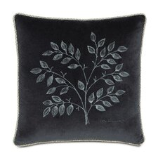 Caldwell Jackson Hand-Painted Throw Pillow