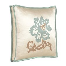 Kinsey Witcoff Hand Painted Throw Pillow