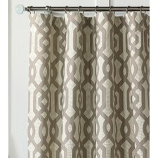 Rayland Cotton Rod Pocket Single Curtain Panel