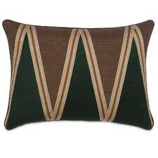 MacCallum Gable Border Lumbar Pillow