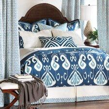 Ceylon Button-Tufted Comforter Collection