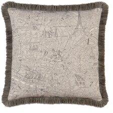 Daphne Trompe Throw Pillow