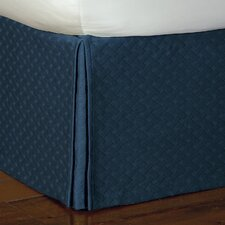 Briseyda Matelasse Bed Skirt