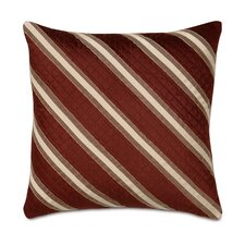 Candy Cane Ribbon Candy Throw Pillow