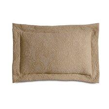 Sandrine Matelasse Cotton Lumbar Pillow