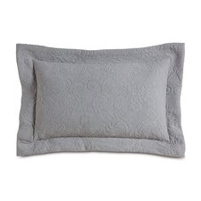 Sandrine Matelasse Cotton Lumbar Pillow