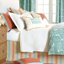 Capri Hand-Tacked Comforter Collection
