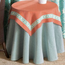 Capri Round Tablecloth