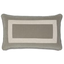 Rayland Jackson Heather Border Collage Lumbar Pillow