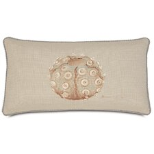 Avila Hand-Painted Sea Urchin Lumbar Pillow
