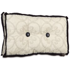 Evelyn Desiree Tufted Lumbar Pillow