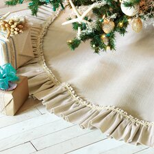 Coastal Tidings Treasure Coast Tree Skirt