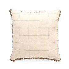 Gallagher Navarro Beaded Trim Euro Pillow