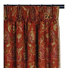 Toulon Rod Pocket Single Curtain Panel