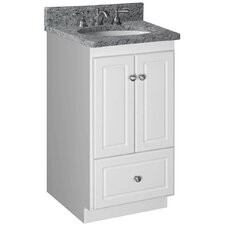 "Simplicity 18"" Bathroom Vanity Base"