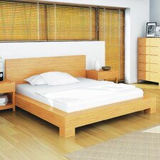 Orchid Platform Customizable Bedroom Set