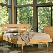 Currant Bamboo Platform Bed