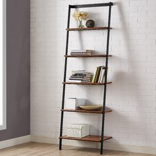 "Studio 76"" Leaning Shelf Bookcase"