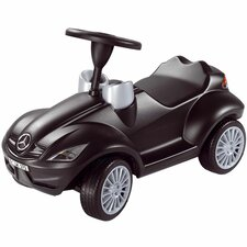 SLK Bobby Push/Scoot Benz Car