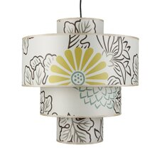 Deco 1 Light Drum Pendant