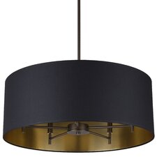 Walker 5 Light Drum Chandelier