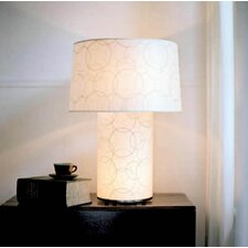 """Mombo Grande 32"""" H Table Lamp with Empire Shade"""