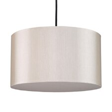 Meridian 1 Light Medium Drum Pendant