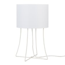 """Virgil 21"""" H Table Lamp with Drum Shade"""