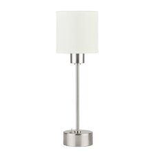 "Cancan Mini 11"" H Table Lamp with Drum Shade"