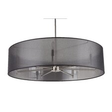 Walker 7 Light Drum Pendant