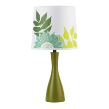 "Oscar Boudoir 18"" H Table Lamp with Empire Shade"