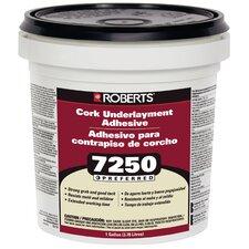 Roberts 1-Gal. Pail Of Pro Grade Cork Underlayment Adhesive