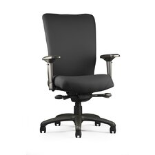 U4ia Upholstered Back Chair