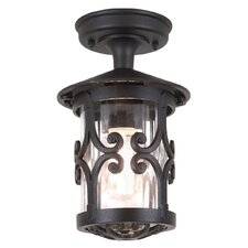 Hereford 1 Light Outdoor Hanging Lantern